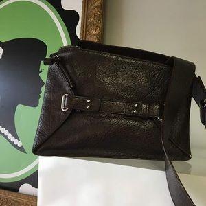 🆑Unique Brown Leather Crossbody